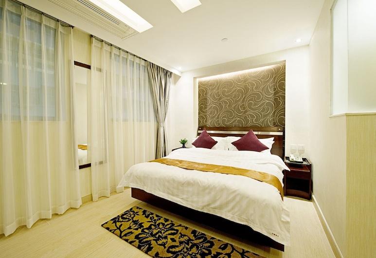 簡悅酒店 (旺角), 九龍, 套房 , 客房