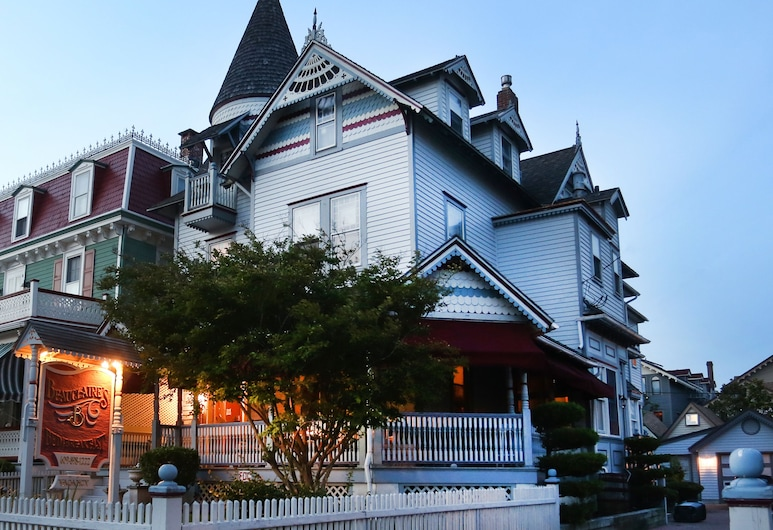 Beauclaires Bed & Breakfast Inn, Cape May, Exterior