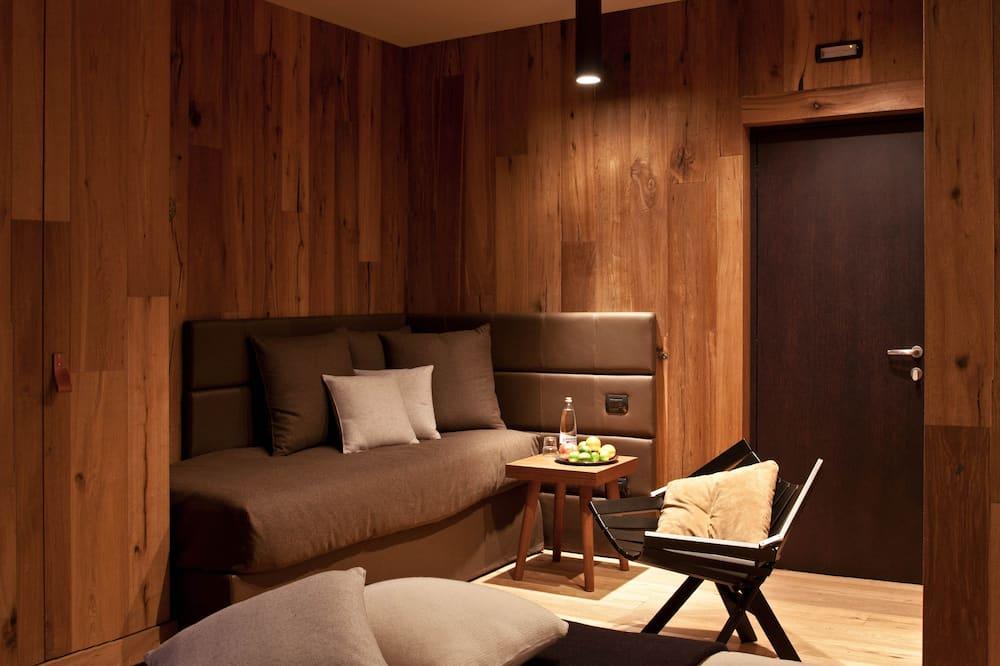 Junior Suite (4 people) - Living Area