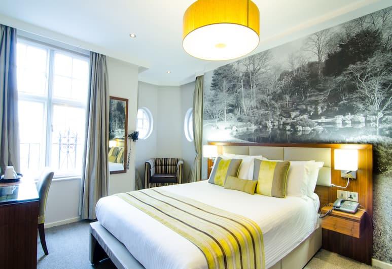 Seraphine Kensington Olympia Hotel, London, Standard kahetuba, Tuba