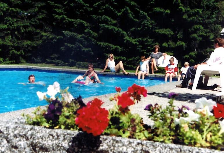 هوتل زور لوخمولي, بينغ, حمام سباحة