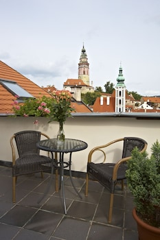 Bild vom Hotel Peregrin in Ceský Krumlov