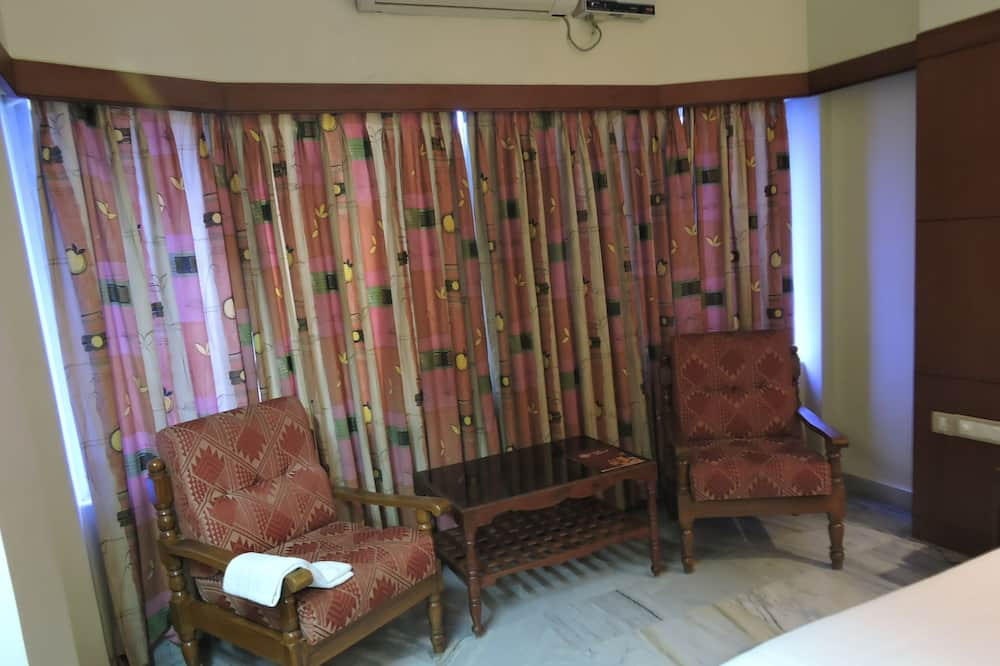Standard Double Room (Non A/C) - Living Area