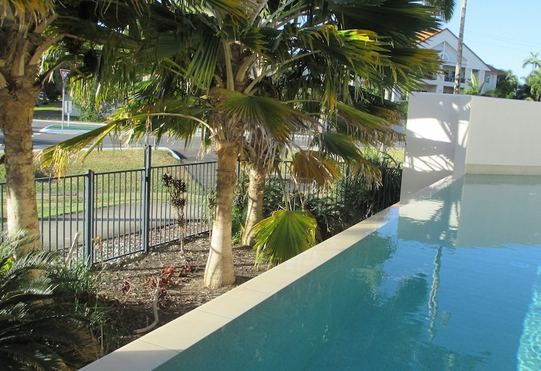 Edge Apartments Cairns, Cairns North, Outdoor Pool