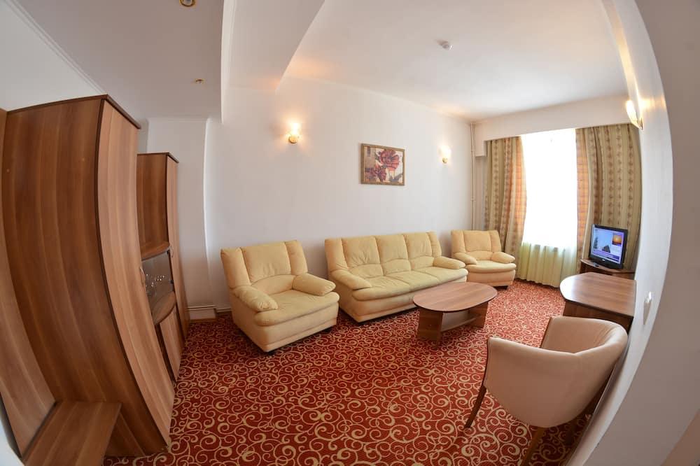 Suite Bisnis - Area Keluarga