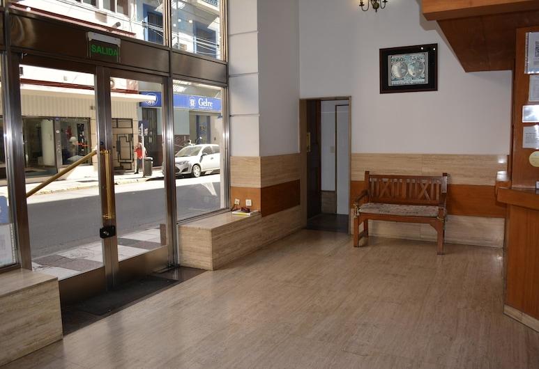 Americano Hotel, Buenos Aires, Sæti í anddyri