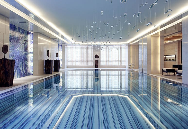 Courtyard by Marriott Shanghai Central, Shanghai, Indoor Pool