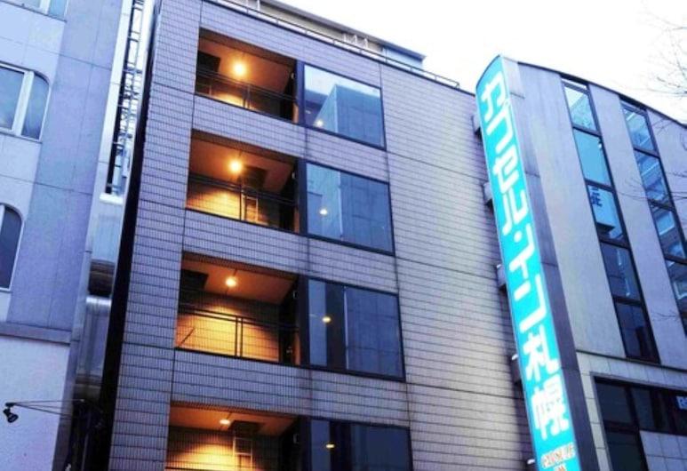 札幌膠囊旅舍 - 僅限男性入住, 札幌, 外觀