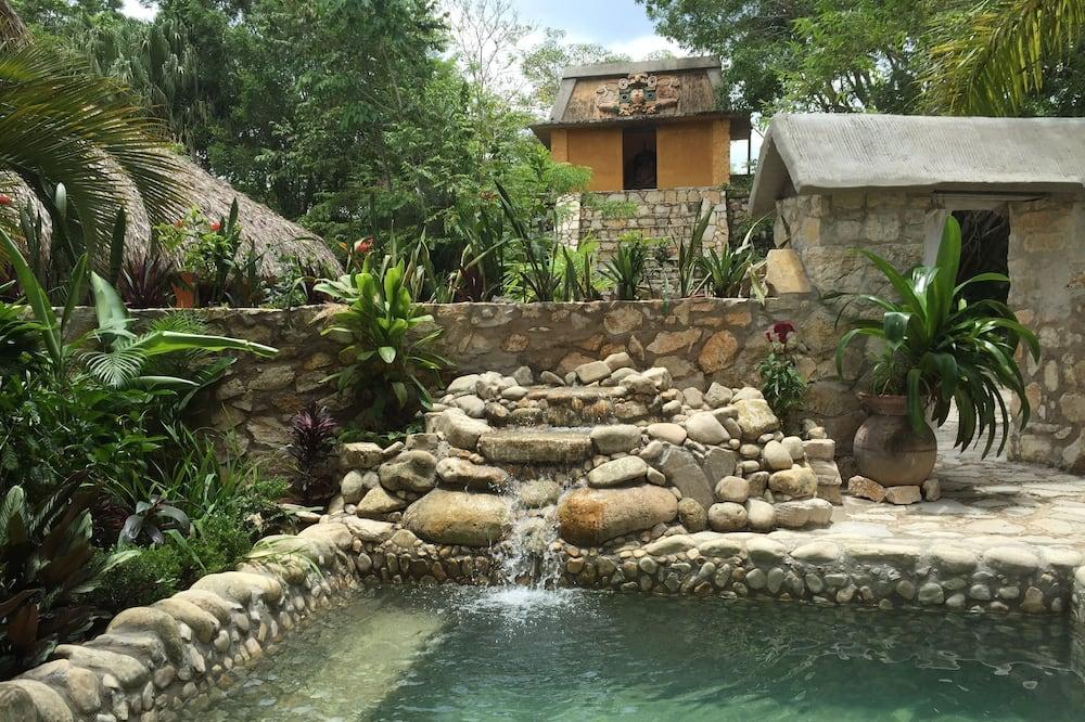 Prezidentské apartmá, dvojlůžko (200 cm) - Soukromý bazén