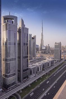 두바이의 에미리트 그랜드 호텔 사진