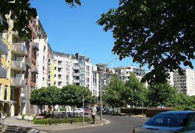 Apartment Engel, Berlin, Fassade der Unterkunft