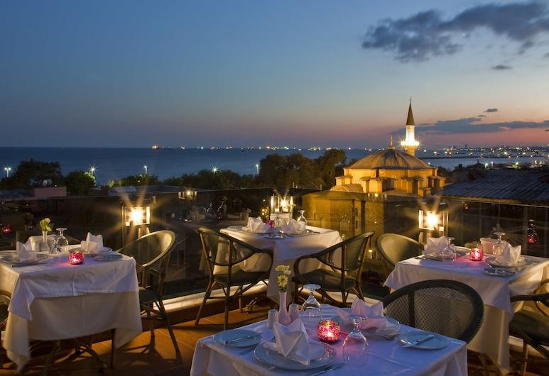 GLK 高級家庭套房 Spa 飯店, 伊斯坦堡, 露台
