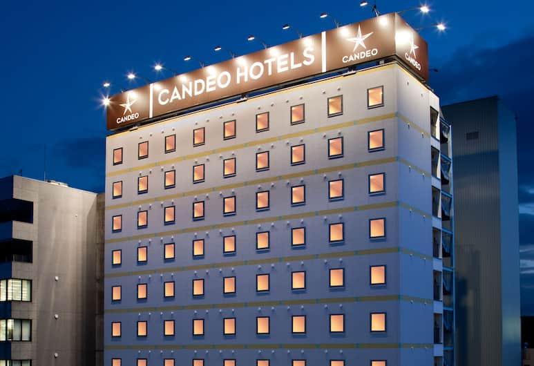 Candeo Hotels Uenokoen, Tokyo, Hotel Front – Evening/Night