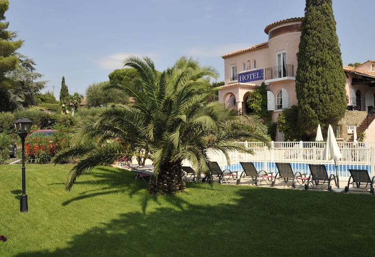 Hôtel Villa des Anges, Grimaud