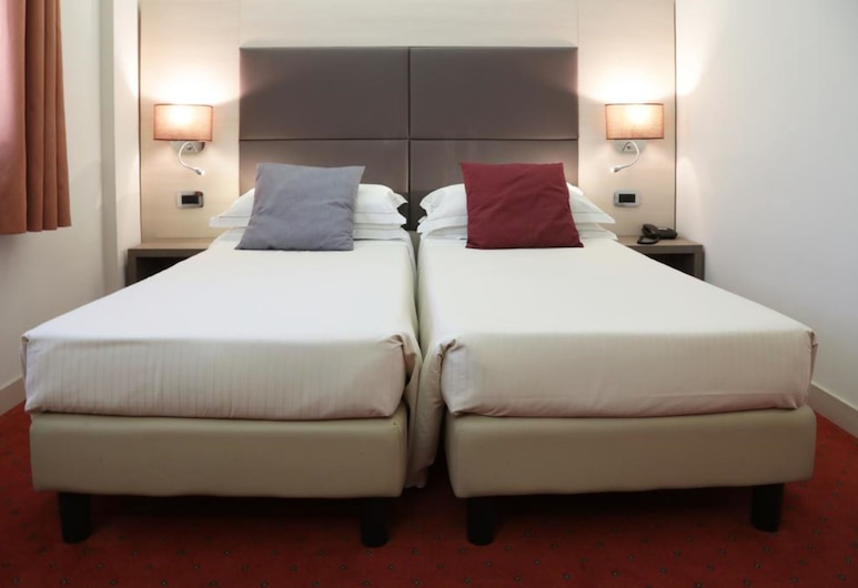 Hotel Campion, Μιλάνο, Δίκλινο Δωμάτιο για Μονόκλινη Χρήση, Δωμάτιο επισκεπτών