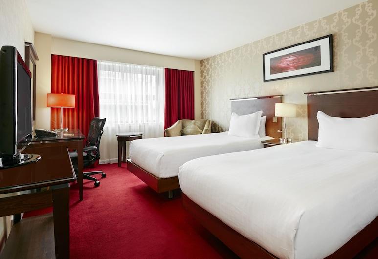 هيلتون جاردن إن أبيردين سيتي سنتر, Aberdeen, غرفة - سريران فرديان منفصلان (Evolution), غرفة نزلاء