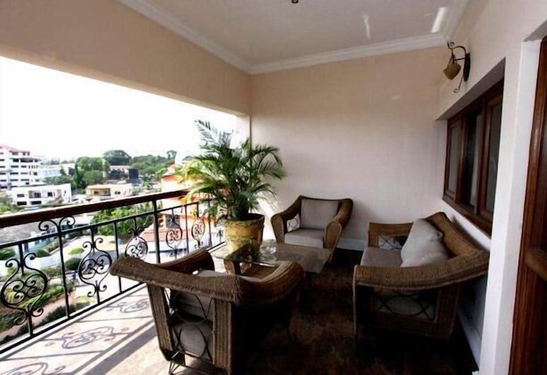 Highgate Hotel, Accra, Terrace/Patio