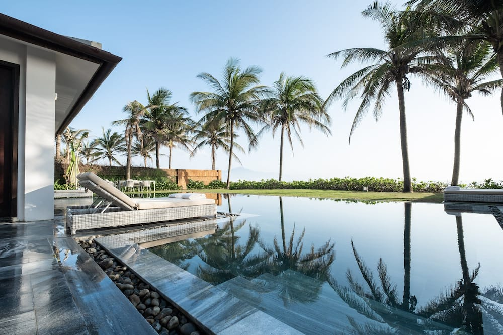 빌라, 침실 3개, 전용 수영장, 바닷가 (All Spa Inclusive) - 외부