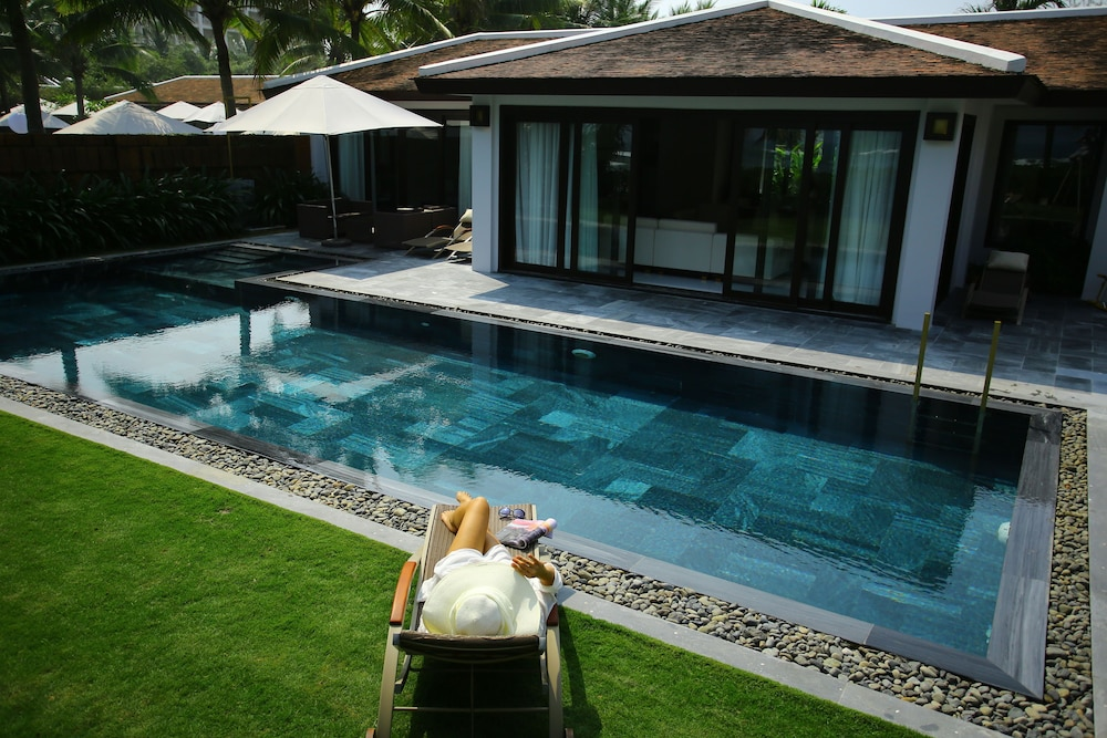 福西安馬亞峴港酒店, 峴港, 別墅, 私人泳池 (All Spa Treatment Included), 陽台