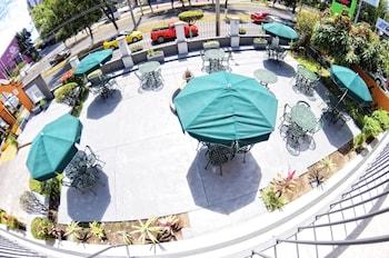 Фото Expo Hotel Guadalajara у місті Гвадалахара