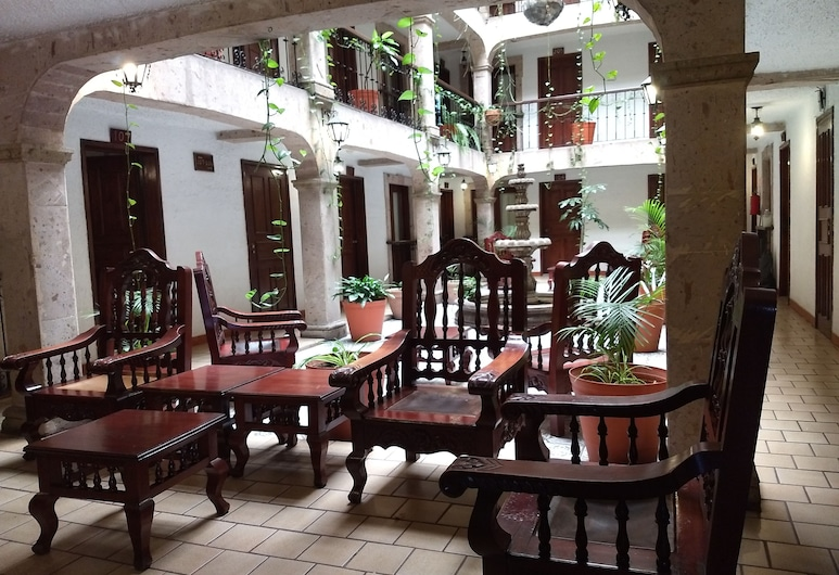 Hotel Don Quijote Plaza, Guadalajara