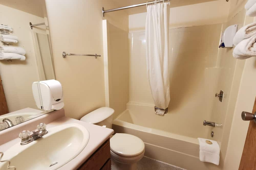 Habitación estándar, 1 cama Queen size (with Kitchen ) - Baño