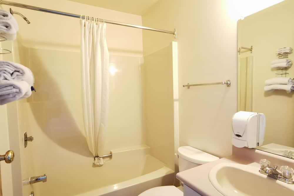 Habitación estándar, 2 camas Queen size (with Kitchen ) - Baño