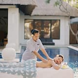 Tratamento de spa