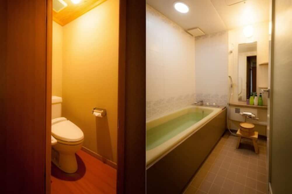 スタンダード和室 (チェックイン21時まで) - バスルーム