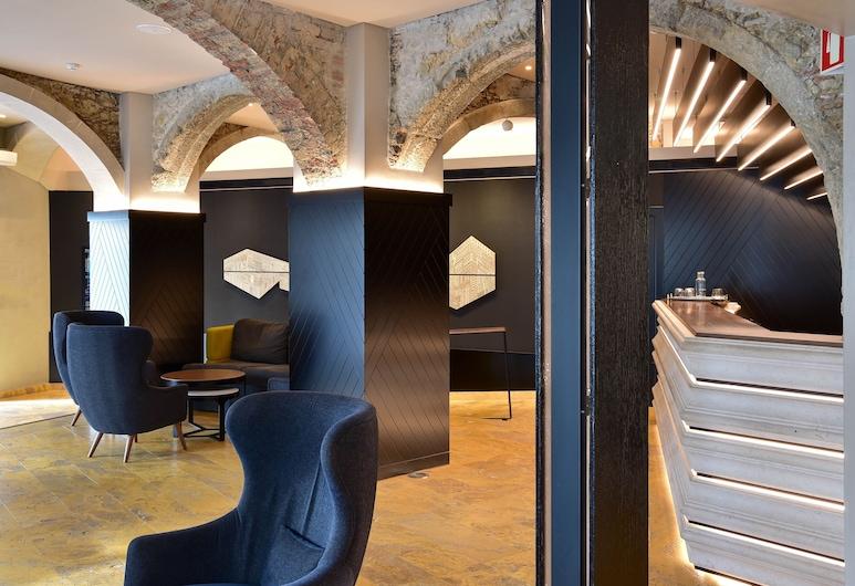 My Story Hotel Tejo, Lissabon, Lobby-Lounge