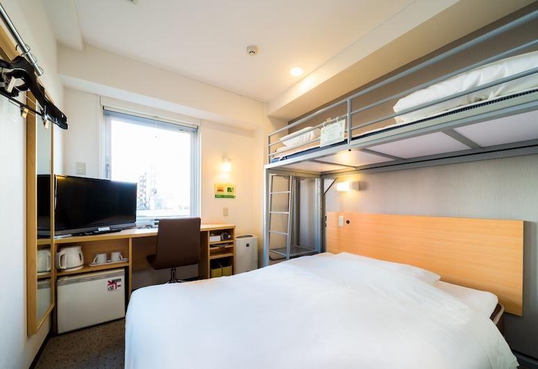 Super Hotel Ueno-Okachimachi, Tokyo, Adjacent Double Rooms, Non Smoking, Guest Room