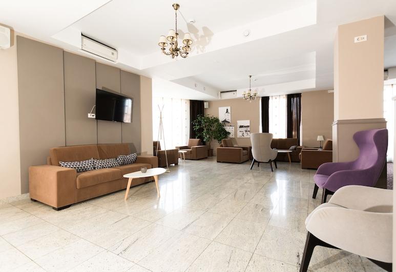 Hotel Q Brasov, Brasov, Salon du hall