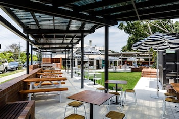 Nuotrauka: The Waterloo Bay Hotel, Brisbanas