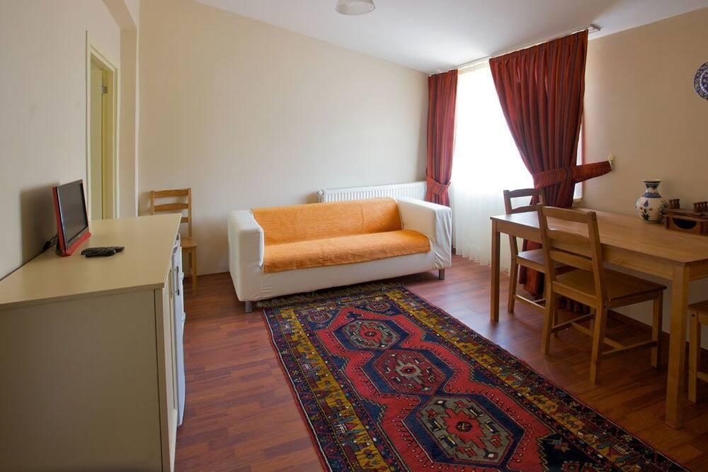 Apartament typu Deluxe Suite - Udogodnienia w pokoju