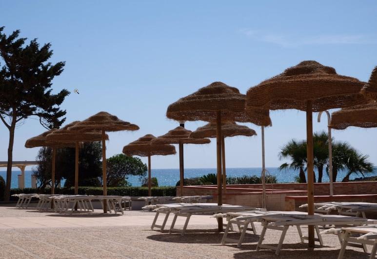 Hotel Club Eloro, Noto, Praia