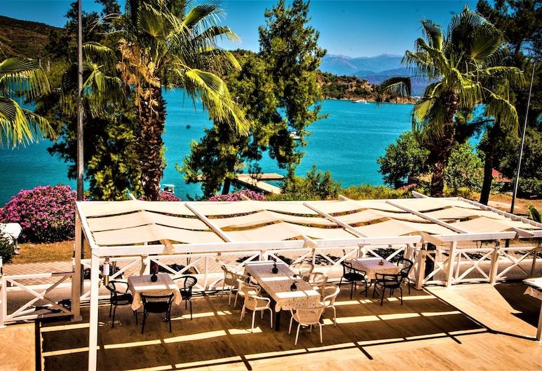 Levent Hotel, Fethiye, Teras/Veranda