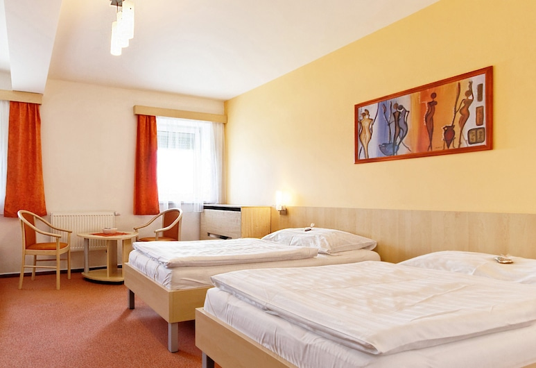 Senimo, Olomouc, Economy Double Room, 1 Bedroom, Guest Room