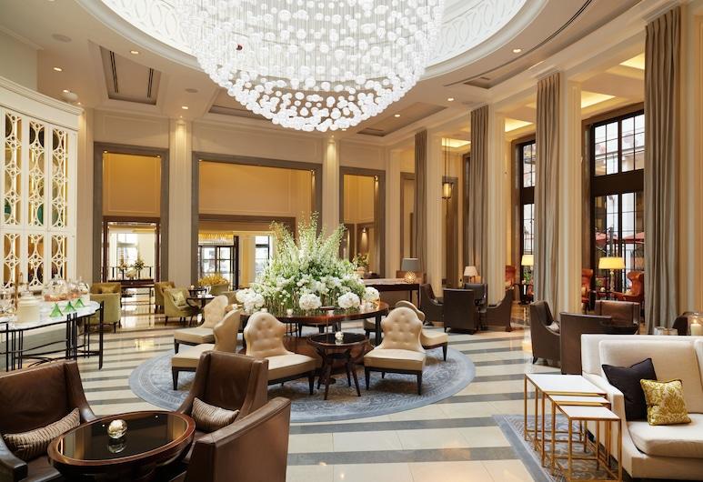 Corinthia Hotel London, London, Lobby-Lounge