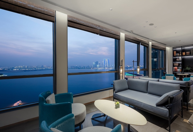InterContinental Suzhou, an IHG Hotel, Suzhou, Bar do Hotel