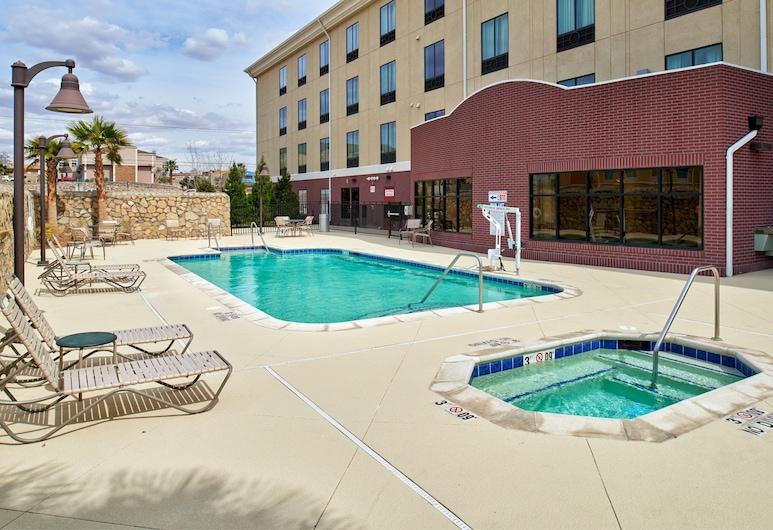 Holiday Inn Express & Suites El Paso Airport Area, an IHG Hotel, El Paso, Kolam