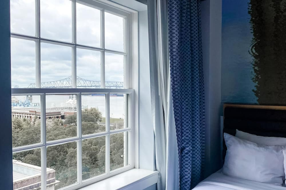 Standard Room, 2 Double Beds - City View