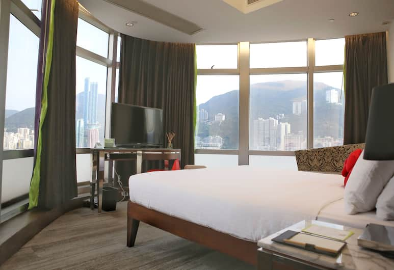 Butterfly on Morrison Boutique Hotel Causeway Bay, Hong Kong, Pure Air Executive Room with Free 4G Pocket Wi-Fi Device, Guest Room
