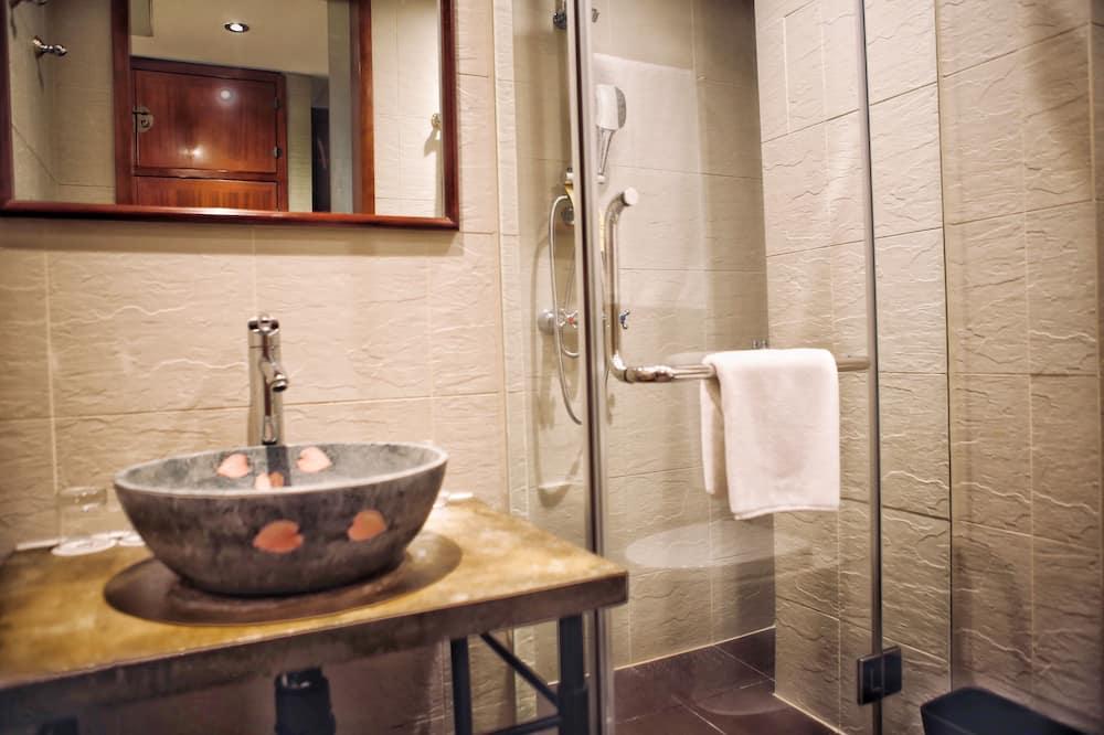 Izba typu Superior (Free Upgrade and Late Check-out) - Kúpeľňa