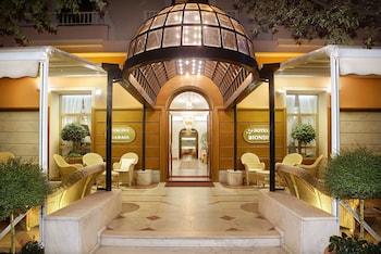 Montecatini Terme — zdjęcie hotelu Hotel Biondi