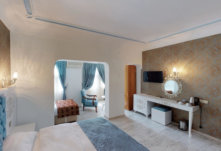 Urcu Hotel, Antalya, Deluxe Room With City View, Zimmer
