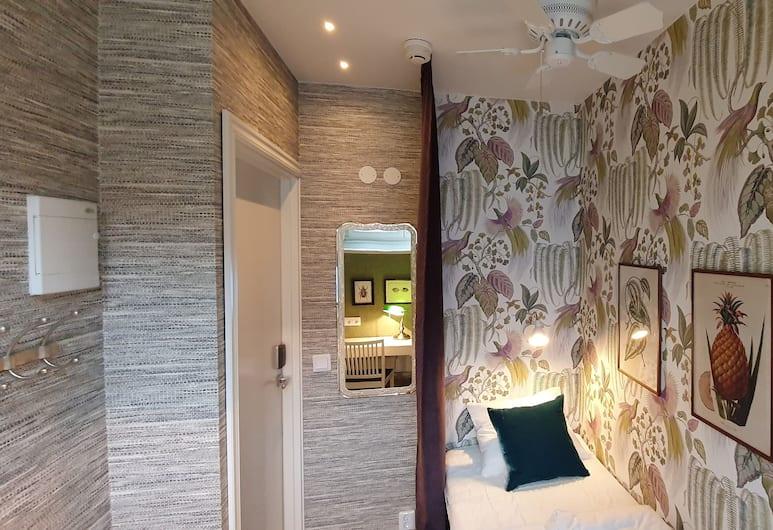 Skanstulls Hostel, Stockholm, Economy Single Room, Shared Bathroom (With Window), Gästrum