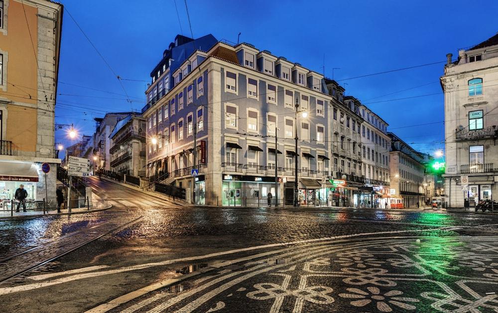 Lx boutique hotel in lissabon for Design boutique hotels lissabon