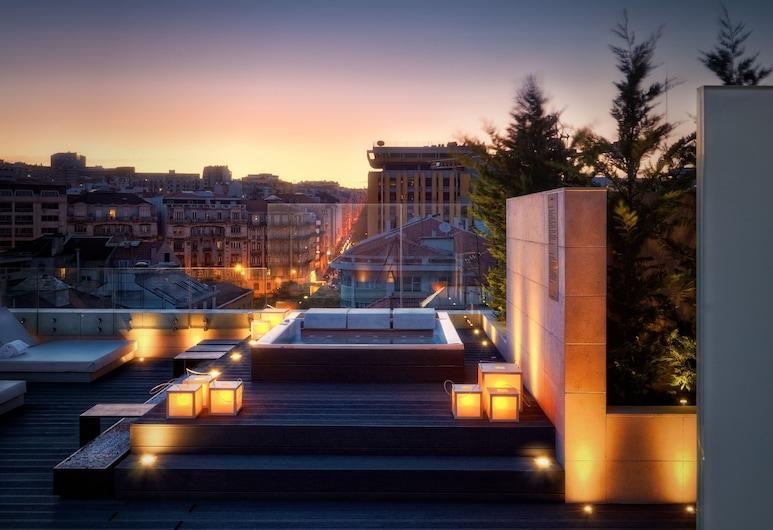 Altis Prime Hotel de Apartamentos, Lissabon, Terrasse/Patio