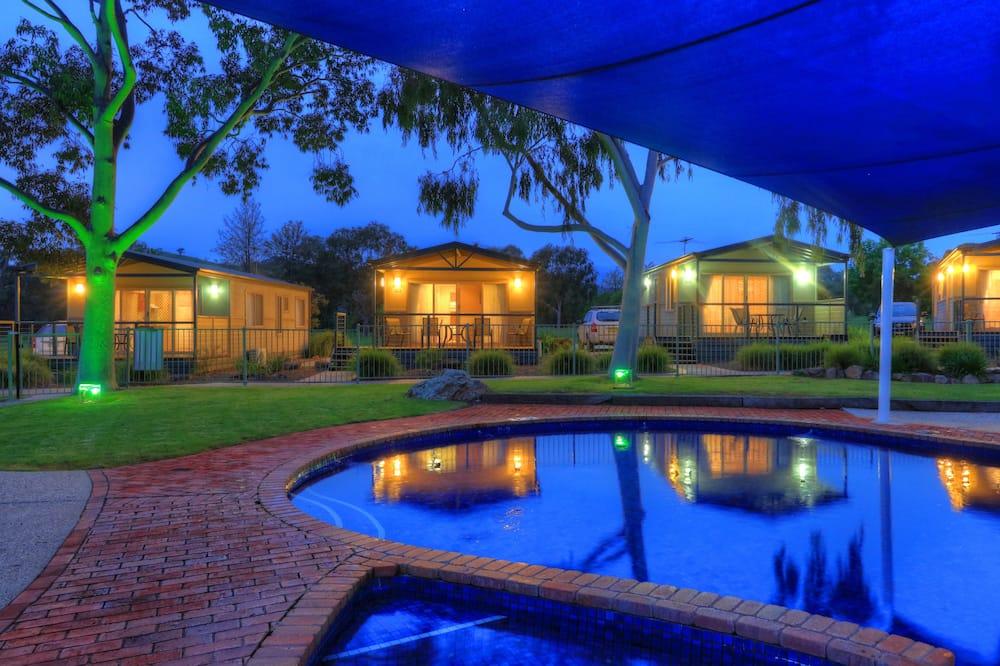 尊榮套房, 非吸煙房, 廚房 (Pool Side Villa - 5) - 特色相片