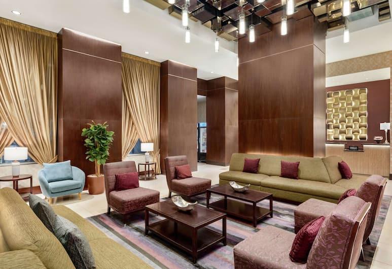 DoubleTree by Hilton New York Downtown, Niujorkas, Vestibiulis